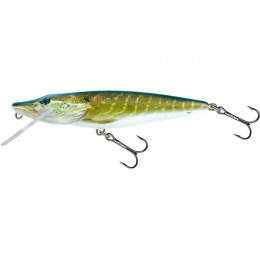 Vobler Salmo Pike Floating Real Pike 11cm