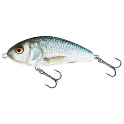 VOBLER SALMO FATSO SINKING, REAL DACE, 10CM, 52G