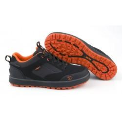Pantofi sport Fox Black & Orange Trainers  46