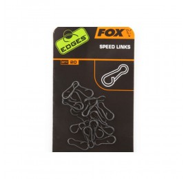 AGRAFE FOX EDGES SPEED LINKS, 20BUC/PLIC-Speed