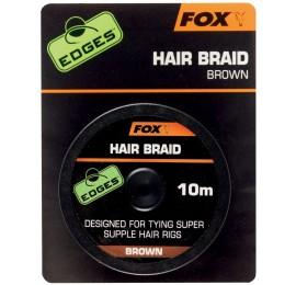 FIR PENTRU MONTURI CU FIR DE PAR FOX HAIR BRAID, 10M