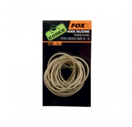 Fox Edges Hook Silicone Hook