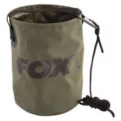 Bac Pliabil Pentru Apa Si Nada FOX Collapsible Water Bucket