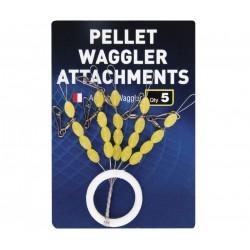 KIT OPRITOARE + AGRAFE RAPIDE MATRIX PELLET WAGGLER