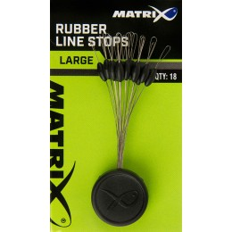 Rubber Line Stops Large