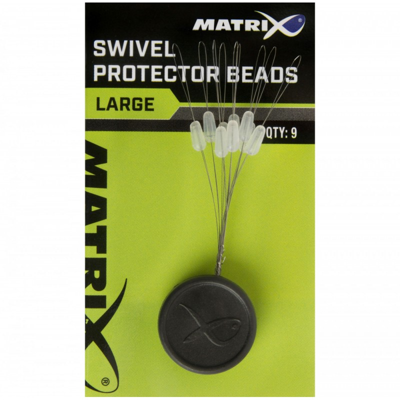 OPRITOR DE SILICON MATRIX SWIVEL PROTECTOR RIG BEADS LARGE