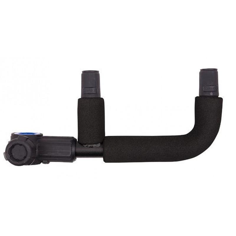 SUPORT MATRIX 3D-R DOUBLE PROTECTOR BAR SHORT PENTRU SCAUN MODULAR, 28CM
