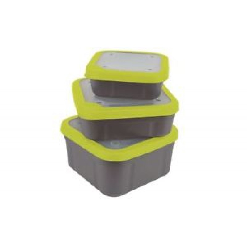 CUTIE MOMEALA MATRIX GREY/LIME BAIT BOXES 0,65L