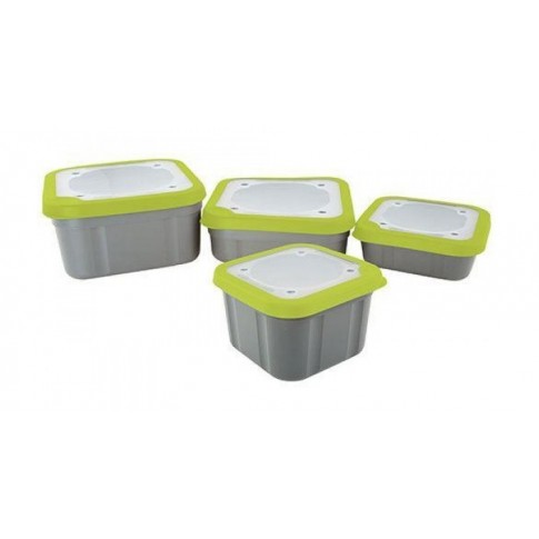 CUTIE MOMEALA MATRIX GREY/LIME BAIT BOXES SOLID TOPS 0,65L