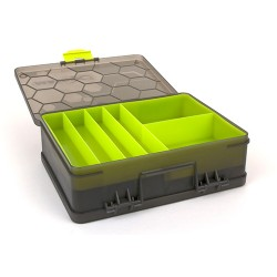 CUTIE MATRIX DOUBLE SIDED FEEDER & TACKLE BOX