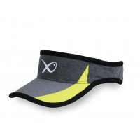 COZOROC MATRIX GREY/LIME SUREFIT VISOR