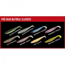 PRO SHAD  NATURAL CLASIC 14cm