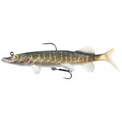 SWIMBAIT REPLICANT FOX RAGE REALISTIC PIKE, SUPER NATURAL, 20CM, 95G