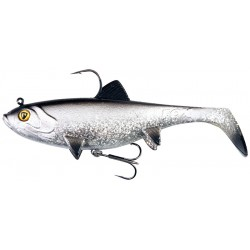 SWIMBAIT FOX RAGE REPLICANT®, SILVER BLEAK, 7.5CM, 10G