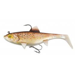 "Fox Rage Replicant 7.5cm 3"" Wobble 10g - SN Brown Trout"