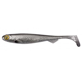 SHAD FOX RAGE SLICK,SILVER BLEAK, 9CM,ULTRA UV