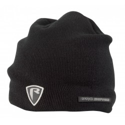 CACIULA FOX RAGE BEANIE HAT BLACK