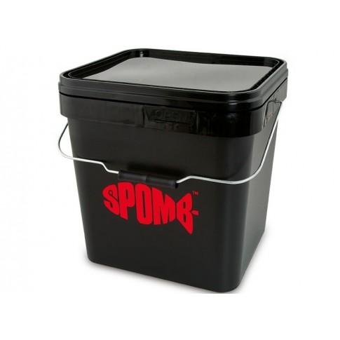 Galeata Spomb Square Bucket, 17l