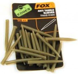 ANTI-TANGLE FOX EDGES SLEEVES KHAKI, 25BUC/PLIC