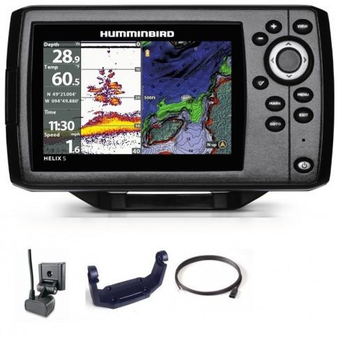 SONAR HUMMINBIRD HELIX 5 GPS G2
